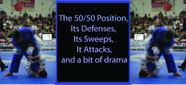 "The 50/50 Position has created a lot of drama between Atos and Alliance. Rafael Mendes has been using it to control Allliance's superstar Ruben ""Cobrinha"" Charles...Watch Videos and Read More Now"